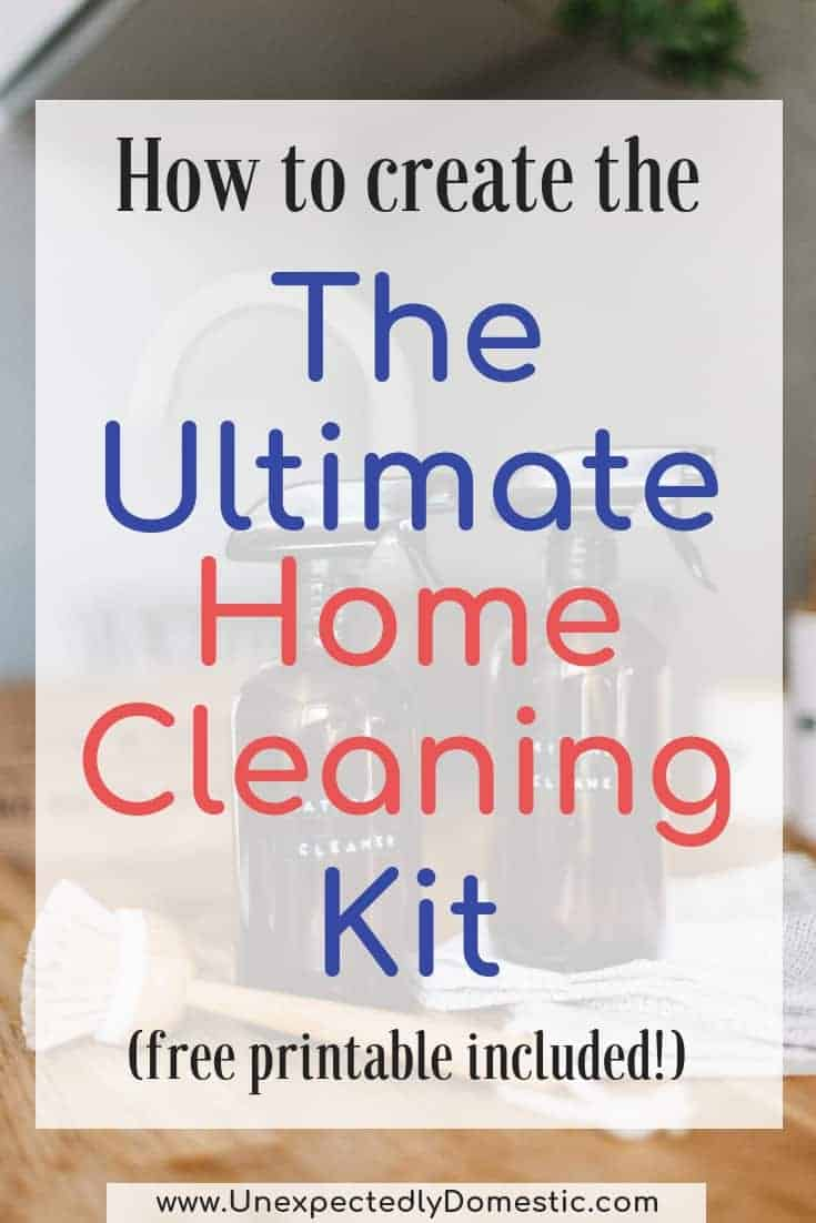 photograph about Cleaning Supplies List Printable called Final Cleansing Materials List: Your Should really Include