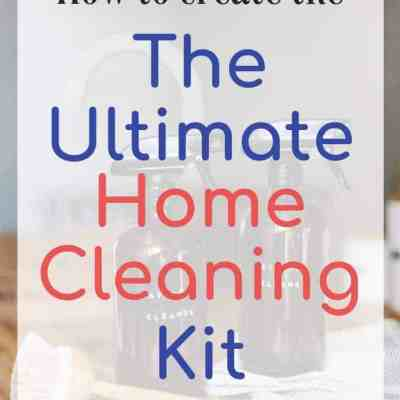 Cleaning Supplies List: The Very Best Things to Keep in Your Cleaning Arsenal