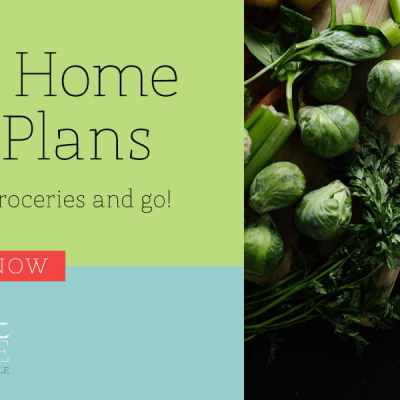 The Easiest Way to Meal Plan (for people who hate meal planning)