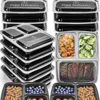 Bento Box Meal Prep Containers