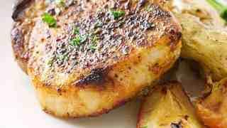 Chipotle Pork Chops