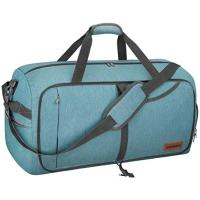 Weekender Duffel Bag (with Shoe Compartment)