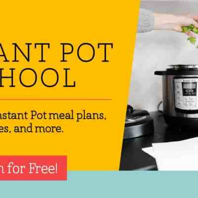 Easy Instant Pot Recipes for Beginners: 10 Dinners to Try First!