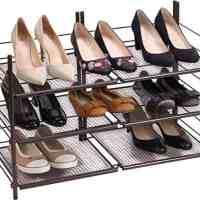 Shoe Organizer Shelves