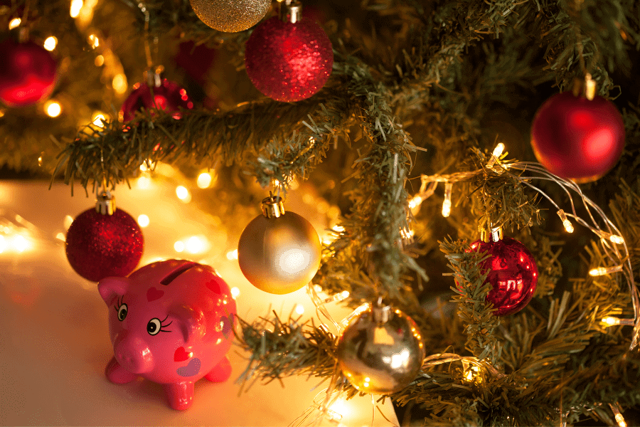 How to have a magical Christmas with no money. Fun and frugal holiday ideas to make sure you enjoy the holiday season, even if you're broke.