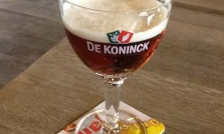 A Glass of De Koninck