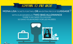 An infographic about the Eurostar - Something to smile about