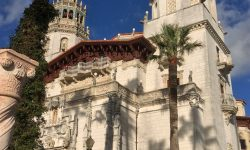 A photo of Hearst Castle - California, USA
