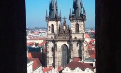 The Church of Our Lady of Tyn - Prague, Czechia