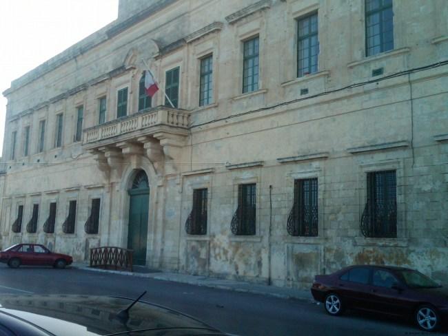 A photo of the Auberge de Baviere - Valletta, Malta