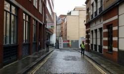 A photo of Cock Lane - London, United Kingdom