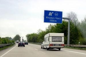 Mit dem Wohnmobil auf Reisen ... Foto: DVR Deutscher Verkehrssicherheitsrat e. V.