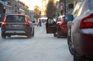Nur mit Winterreifen auf Schnee fahren. Foto: Continental.
