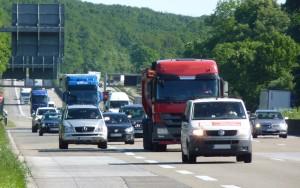 Autobahnfahrt. Foto: AvD.