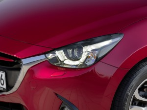 Tagfahrlicht. Foto: Mazda.