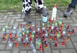 Ein Großteil der Befragten war nach eigenen Angaben bereits vor dem 18. Lebensjahr mindestens ein Mal im Monat übermäßig alkoholisiert unterwegs (Bild: Planungsgesellschaft Verkehr Köln Hoppe & Co. GmbH).
