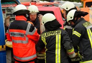 Gut drei Prozent aller Notfall-Rettungseinsätze erfolgen nach einem Verkehrsunfall. Foto: Thomas Bieling.
