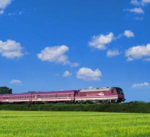 Mit dem Autozug sicher auf Reisen. Foto: Euro-Express Sonderzüge.