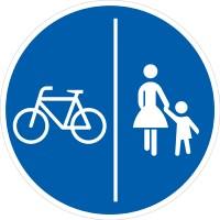 fahrradweg-vertikal