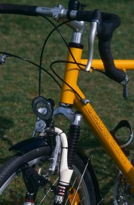 Fahrradbeleuchtung. Foto: pd-f Pressedienst Fahrrad.