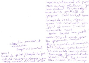 Courrier Jocelyn 2