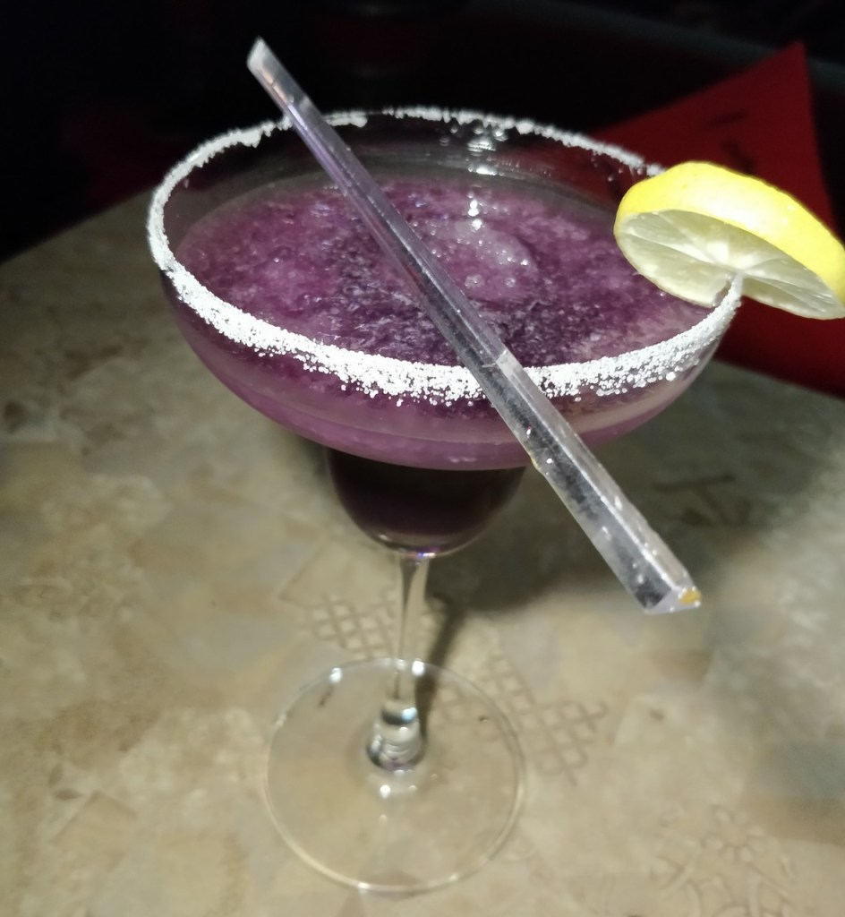 Black Current Margarita