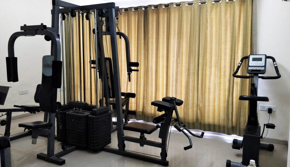 Gymnasium -Pool, Spa, Gym – A Perfect Getaway!