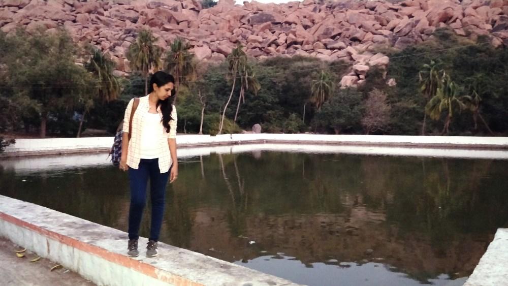 Pampa Sarovar - 5 Must Visit Places in Anegundi Karnataka