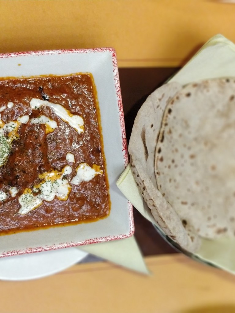 Choosa Khas Makhani