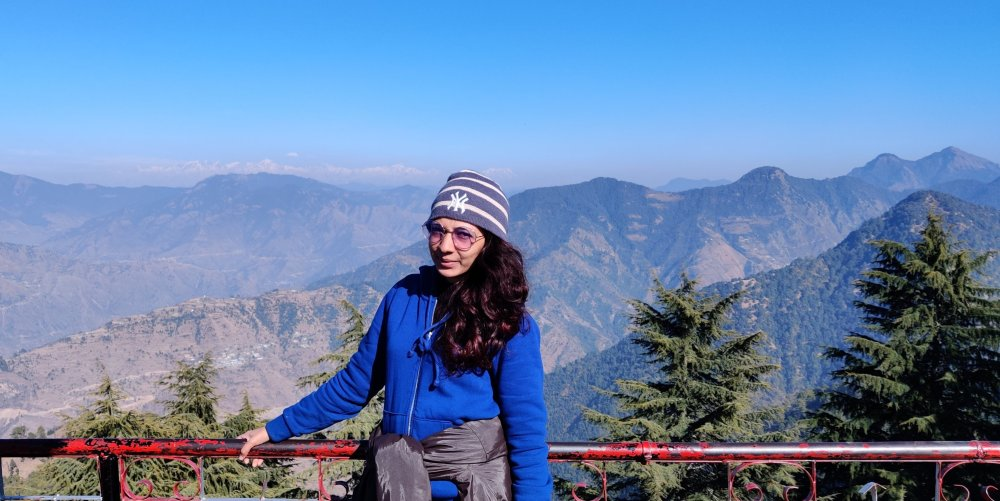 Lal Tibba Scenic Point