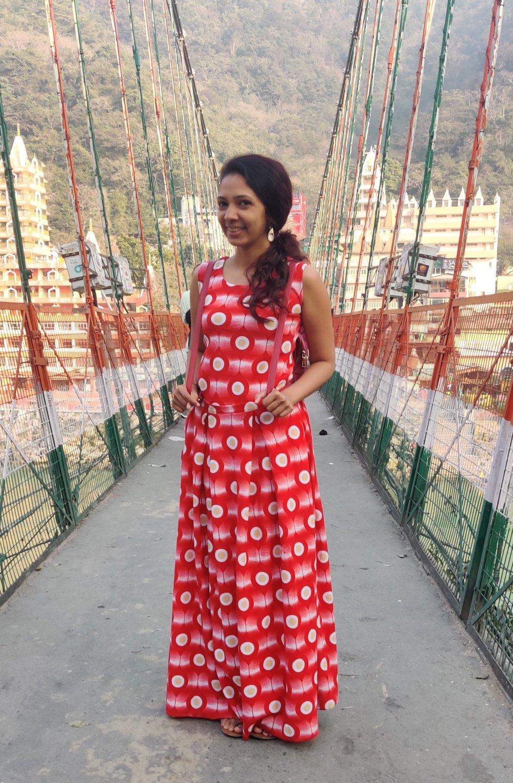 7 Must Visit Places in Rishikesh - Laxman Jhula in Rishikesh