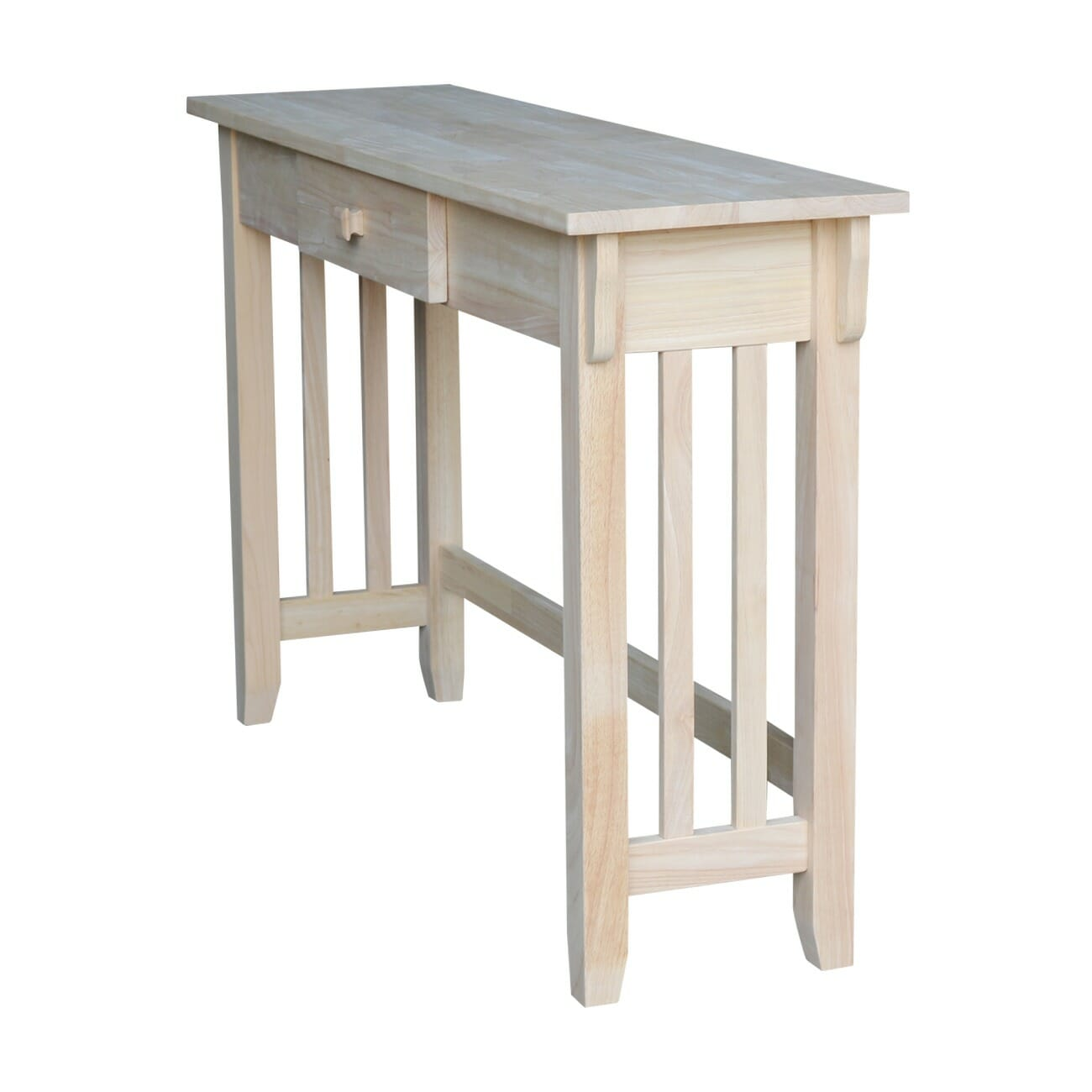 Ot 61s Mission Sofa Table With Drawer