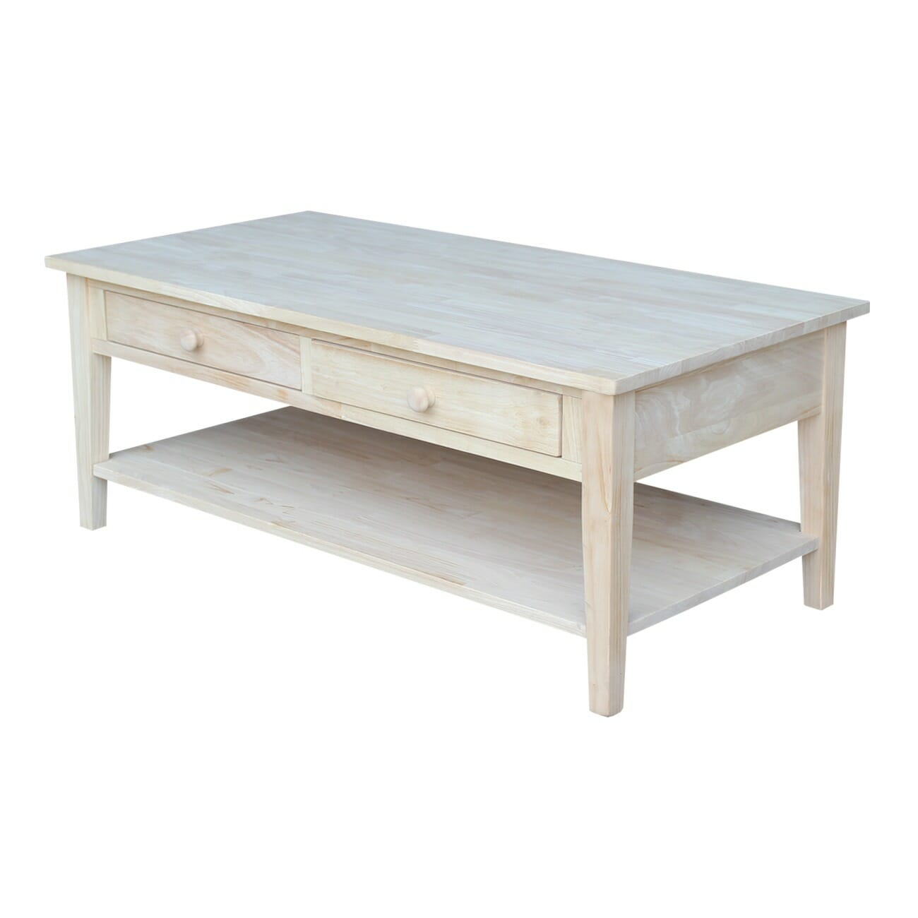 ot 8c spencer coffee table with drawers