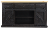 33118 Rustic Pastoral Kitchen Island Unfinished Furniture Of Wilmington