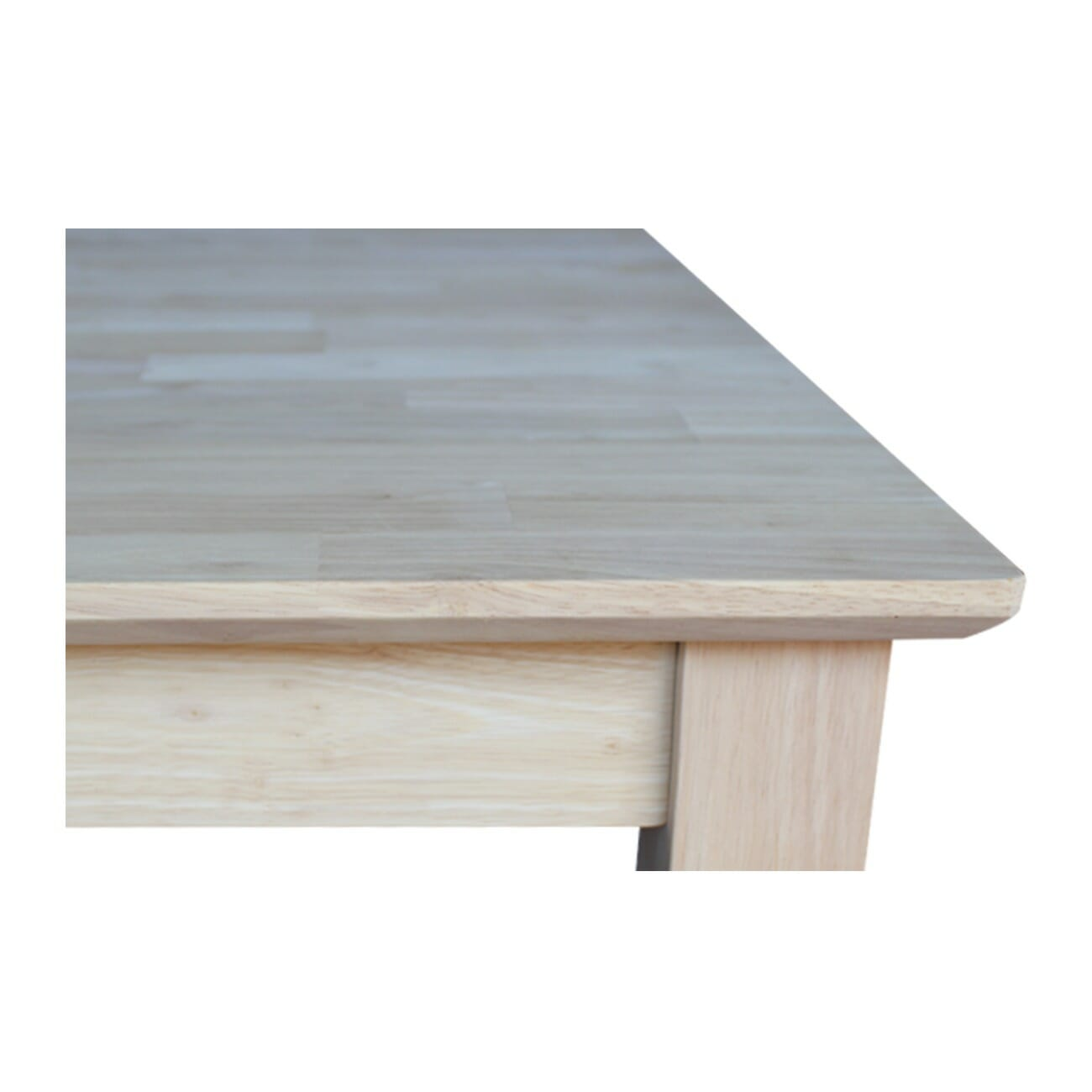 parawood 36 x 36 square table