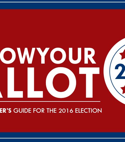 #KnowYourBallot: Beyond the Presidential Race