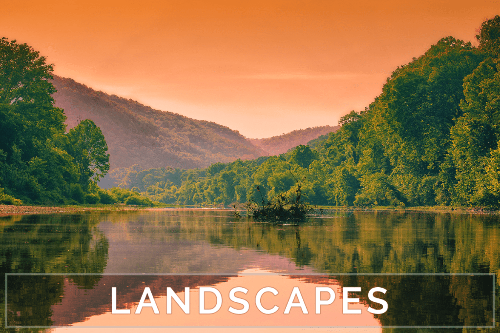 Landscape Photos and Imagery