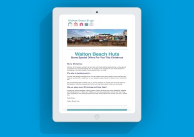 Walton Beach Huts Email