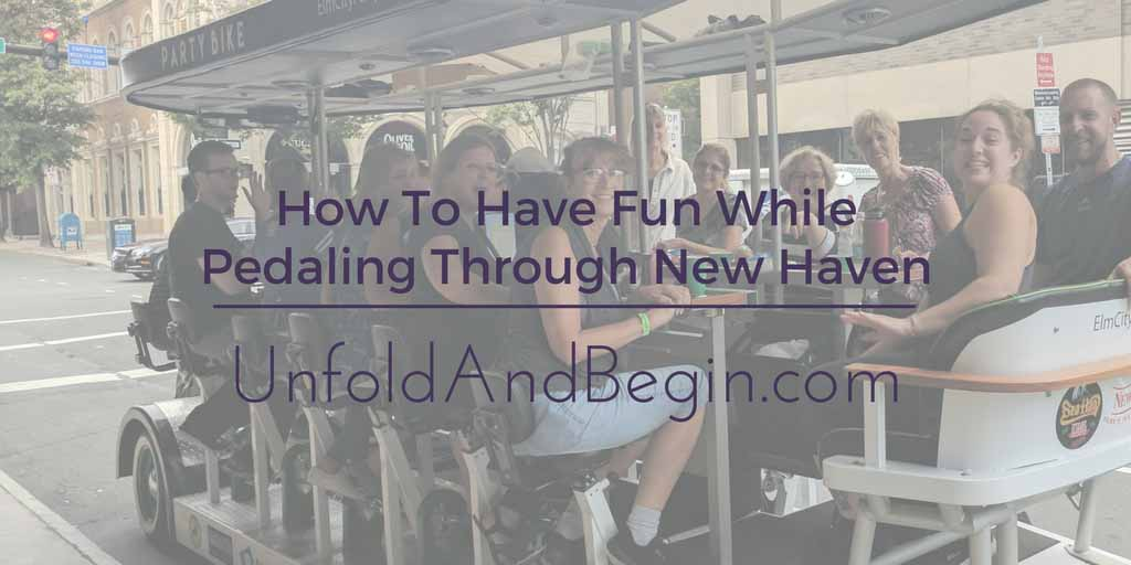 How To Have Fun While Pedaling Through New Haven