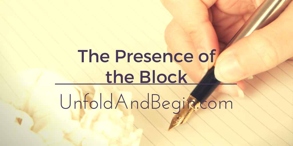 The Presence Of The Block