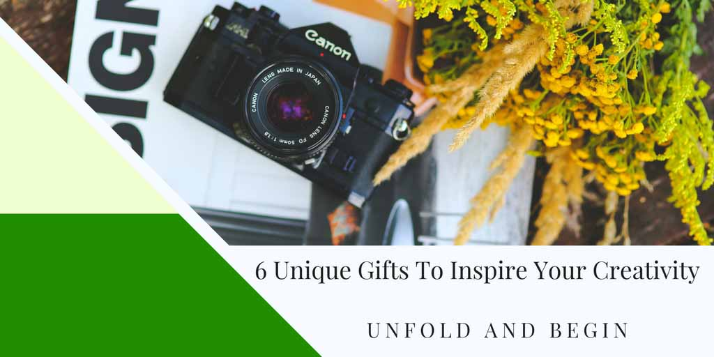 6 Unique Gifts To Inspire Your Creativity A Special Wednesday Whoa