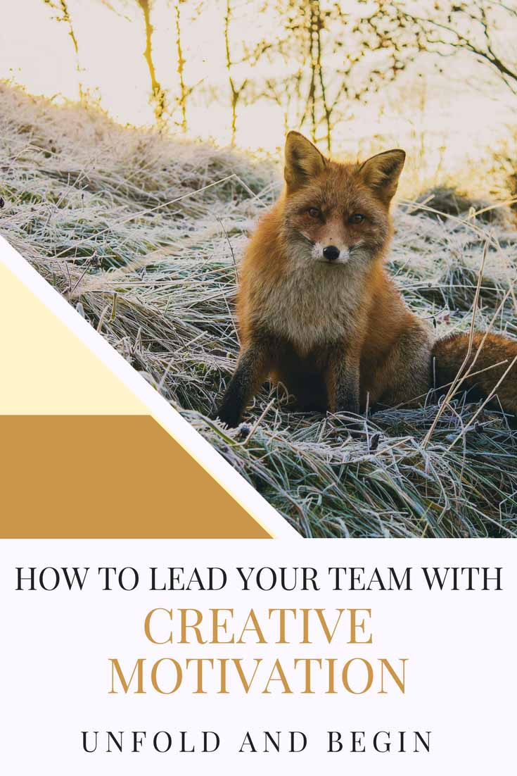Innovation can be found where creativity lives. Here's a real-world example of a leader who came up with a creative manner and shows us how to lead your team with creative motivation.