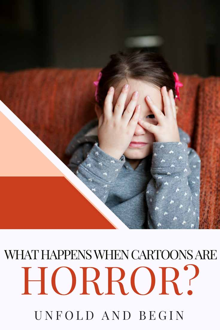 Have you ever gone into Netflix and had the categories all mixed up? What happens when cartoons are horror? A new creativity prompt on UnfoldAndBegin.com