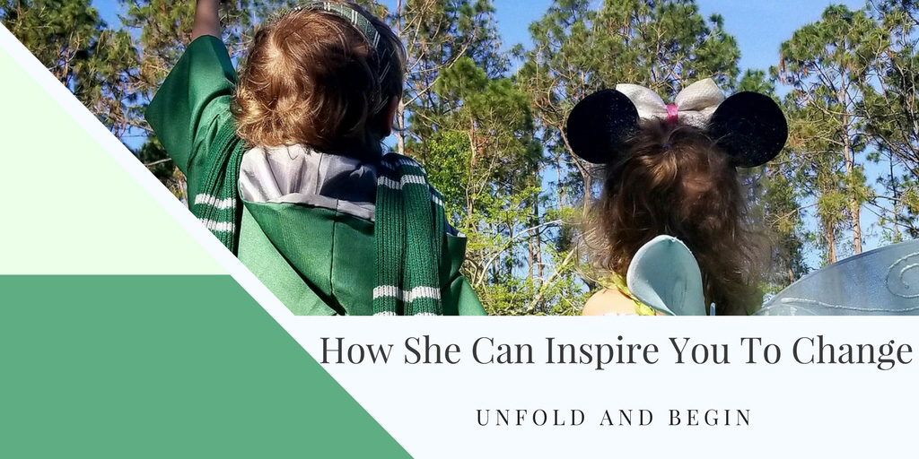 How She Can Inspire You To Change