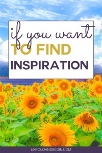 To find creative inspiration, you need to start working. #creativeinspiration #inspiringquotes #creativity #findinspiration