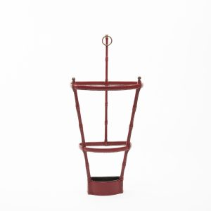Umbrella stand by Jacques adnet