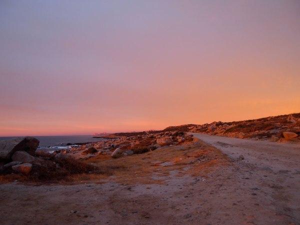 El Camino Rural Costero (Rural Coastal Road), Baja