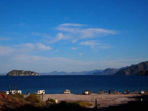 Playa Escondida, Conception Bay