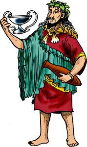 Dionysos | Grekiska Gudar