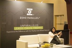 Sponsor and exhibitor Zero Parallel